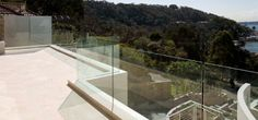 modern handrail for balcony - Buscar con Google