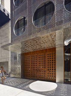 dream hotel nyc entry