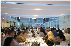 Chicago Wedding Venue: Terzo Piano, Modern Wing at Art Institute