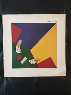 Elton Johnny  21 at 33 Original Vinyl Album 1980 by NicholasAllSorts on Etsy https://www.etsy.com/uk/listing/497612576/elton-johnny-21-at-33-original-vinyl