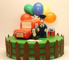 - Postman Pat cake