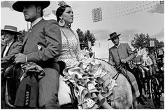 Feria de Sevilla, Spain
