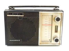 Vintage Panasonic AM/FM Radio -Model R-1599