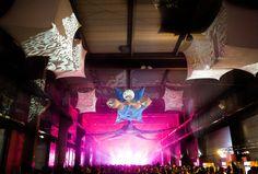 Red Bull Nightdeck Nightpark #fq14 Red Bull, Neon Signs, Fun, Funny