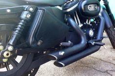 #sportster #harleydavidson #motorcycle #FortyEight #saddlebags #motor #bikers #bike