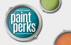 Sign up for your PaintPerks benefits! It's Free and Simple!