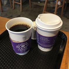 電源を求めてカフェタイム  #cafe #coffee #tea  #電源カフェ