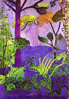 Henri Matisse. Morrocan Landscape. Google Image Result for http://www.1artclub.com/uploads/15-0155.jpg