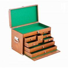 TRINITY Wood Box for $99.99