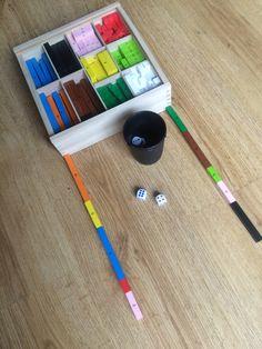 el trenecito Numicon Activities, Educational Activities For Kids, Math 4 Kids, Preschool Classroom, School Items, Reggio Emilia, How To Speak Spanish, Home Schooling, Lego Duplo