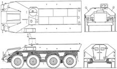 DAF YP-408 blueprint Bmw 6 Series, Honda Civic Type R, Alternate History, Armored Vehicles, Military Art, Military Vehicles, Touring, Netherlands, Floor Plans
