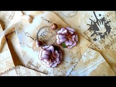 Bijoux tags package tutorial Maninpastabybeba cartellini per confezione bigiotteria