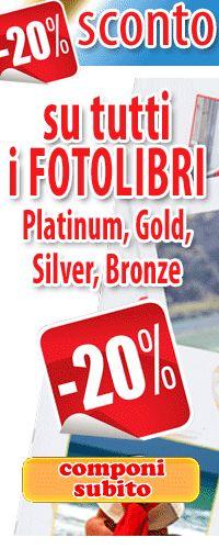 Sconto del 20% su tutti i Fotolibri ordinati entro il 22 febbraio 2013 - solo su http://www.miofotolibro.it/