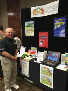 CEO Phil Ingram at the Birmingham Homeschool Convention 2015! @BHCFair #homeschool