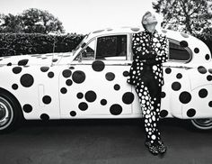 George Clooney talks about his ideal women and love of his life in polka dots in W Magazine Lainey Gossip Entertainment Update
