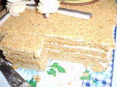 Jednoduchý kávovník ala medovník Vanilla Cake, Sweets, Bread, Recipes, Pastries, Gardening, Google, Gummi Candy, Candy