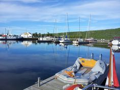 Gore Bay Marina. Winding down for the Fall.