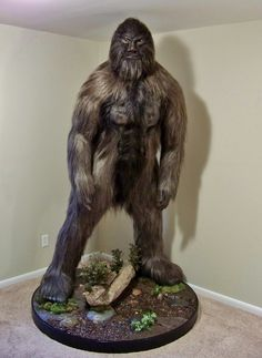 Bigfoot Facts For Kids