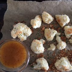 Coconut cauliflower