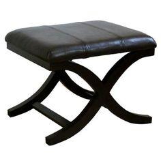 X-bench ottoman, $79.99