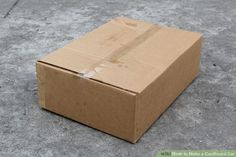 Image titled Make a Cardboard Car Step 1