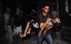 Ofensiva en Alepo