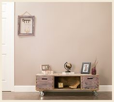Colorfully, BEHR :: 2016 Trend Color Spotlight- Mauve Melody
