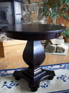 Italy, Accent Table