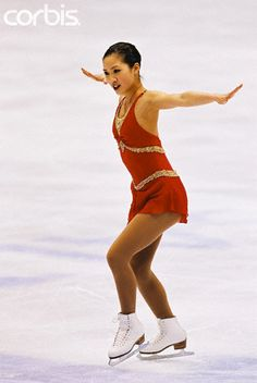 Michelle Kwan  2002 Olympics, FS.I love watching Michelle Kwan. Please check out my website Thanks.  www.photopix.co.nz