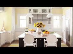 Painting Your Kitchen and Bathroom with Benjamin Moore  Lots of options
