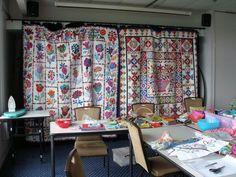 цветочные корзины одеяло блок | суббота, 12 Февраля 2011