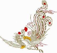 New phoenix bird painting chinese ideas Phoenix Painting, Phoenix Art, Tribal Dragon Tattoos, Chinese Dragon Tattoos, Phoenix Chinese, Tiger Tattoo, Mask Tattoo, Tattoo Ink, Sleeve Tattoos