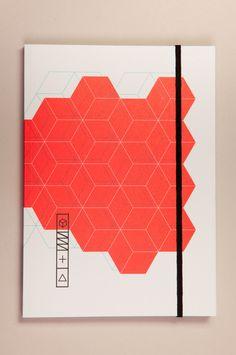 PULP Notebooks via happymundane.com