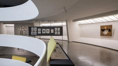 Installation view: 'Moholy-Nagy: Future Present', Solomon R. Guggenheim Museum…
