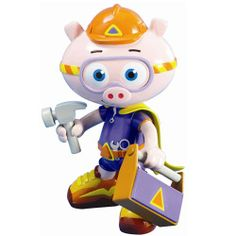 Super Why Alpha Pig Action Figure from PBS Kids Shop