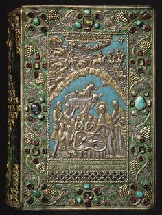 Astuatsatur Shahamir. Silver covers for a gospel (16.99)   Heilbrunn Timeline of Art History   The Metropolitan Museum of Art