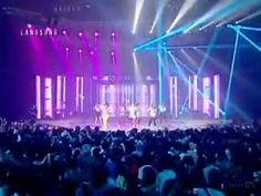 SuperGirlies - Hiphiphura @ Konser Super Dahsyat - 01.09.2012