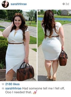 You should already reading the blogs of these plus size fashion bloggers and now you should be following them on Instagram too. | Page 16