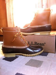 ll Bean bean boots size 8 Sock Shoes, Cute Shoes, Me Too Shoes, Shoe Boots, Rain Boots, L.l. Bean, Ll Bean Boots, Nordstrom, Crazy Shoes
