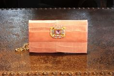 LUGADA CLUTCH Continental Wallet, Spring, How To Make, Style, Fashion, Pink, Totes, Swag, Moda