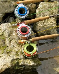 Tight Line Fly Reels - Home made in the U.S.A