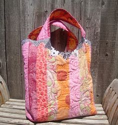 Bliss Monkey Studio: Hawaii Bliss Bags - art for your life -