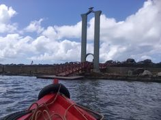 Barco para as esculturas de Francisco Brennand / Recife / Pernambuco / Brasil
