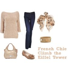 French Chic: Climb the Eiffel Tower