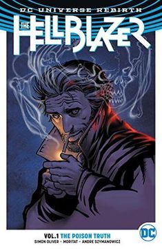 (ongoing) John Constantine, the hard-hearted Hellblazer returns home to London to face an impossible choice: live an immortal life bonded to a demonic curse, or shift that curse to eight million people--killing each and every one of them! Dc Rebirth, Dc Universe Rebirth, Constantine Hellblazer, John Constantine, Gi Joe, Comic Books Art, Comic Art, Midtown Comics, Justice League Dark
