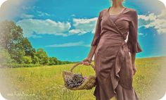 Verity Hope Dress // feminine // dress // sewing pattern // pdf // dressmaking // sewing project // small // medium // large // x large