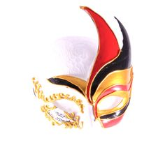Masquerade Mask with Music Detailing - http://www.masquerademaskshq.com.au/shop/masquerade-mask-with-music-detailing/