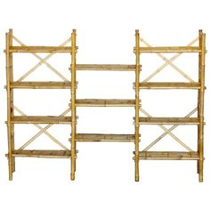 I pinned this Kyoto Bamboo Bookshelf from the Style Study: Japanese Garden event at Joss and Main!