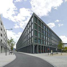 Max Dudler Architekt - Richtiareal Wallisellen