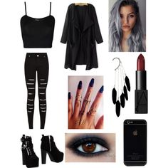black magic by katheeja-clara ..if u like this outfit gv likes